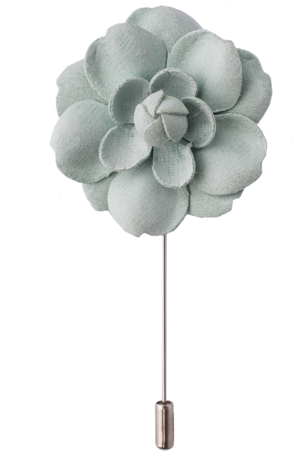 Lapel Pin - Dahlia Pista Flower