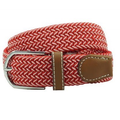 Braid - Red/White (Belt)
