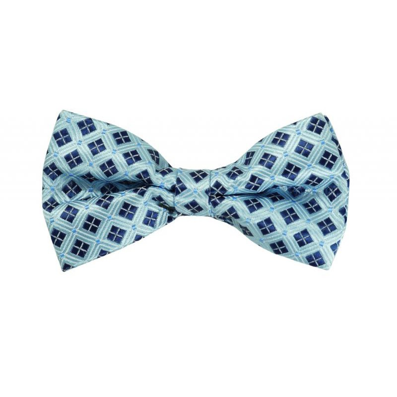 Blueripper Geo - Sky Blue/Navy (Bow Ties)