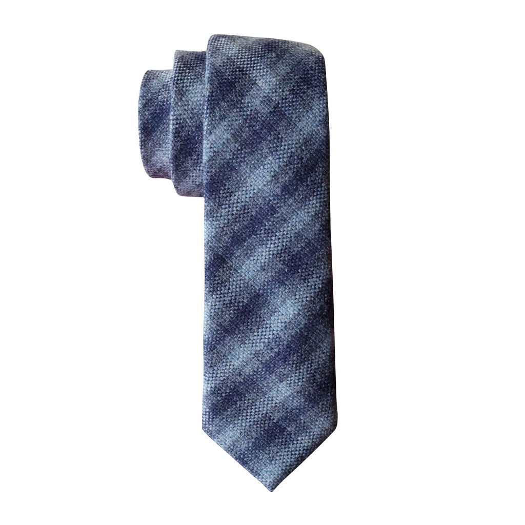 DENPORT WOOL SLIM Necktie by The Tie Hub