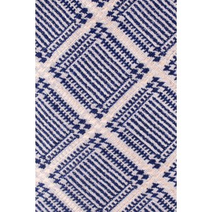 Blue Plaid Wool And Silk Necktie For Men By The Tie Hub