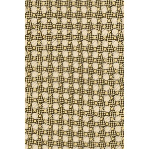 Commix  Golden Microfiber Necktie