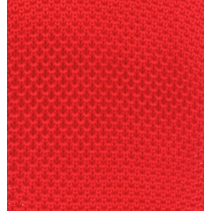 Knit Solid - Red - Knitted Necktie by The Tie Hub
