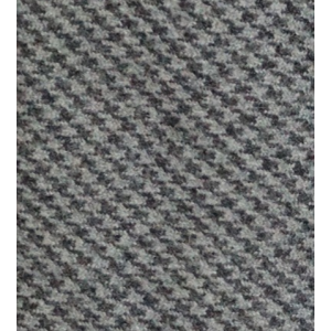 Vault Geo Grey Regular 100% Wool Necktie