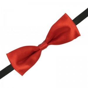Twilight Solid - Red (Bow Ties)