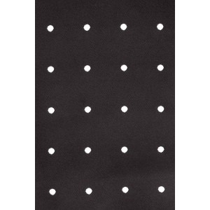 Revolve Black Polka Cravat For Men By The Tie Hub