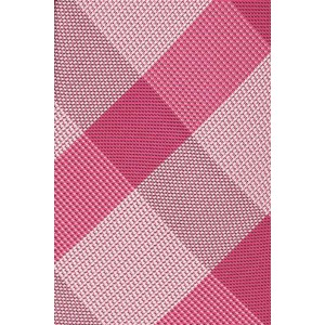Anthem Plaid Pink Necktie