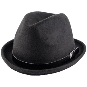 Basic With Black Belt Cowboy Hat By The Tie Hub
