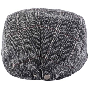 Tard Grey Flat Cap By The Tie Hub