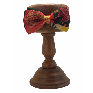 Tropical Multi Color Printed Bow Tie