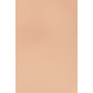 Peach Solid Necktie with Different Tail