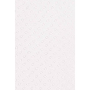 Dotted Spin white 100% Silk Necktie