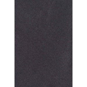 Solid Black 100% Silk Necktie