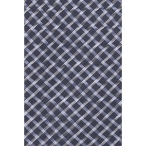 Commix Checks Blue and Grey 100% Silk Necktie