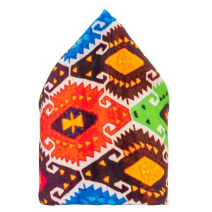 Multi Color Pocket Square