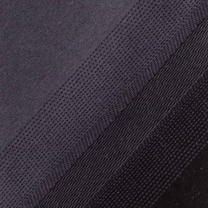 Gradient Grey and Black Handmade Microfiber Necktie