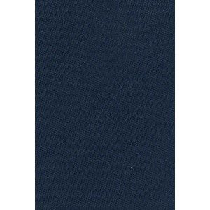 Solid Blue Ultra Thin Microfiber Necktie
