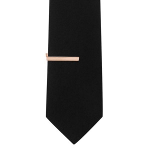 Executive Clasp Small Size Rose Gold Tie Pin