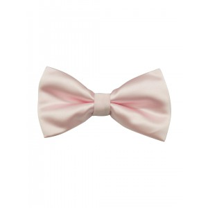 Arm Solid - Pink Butterfly pre-tie Bow Tie