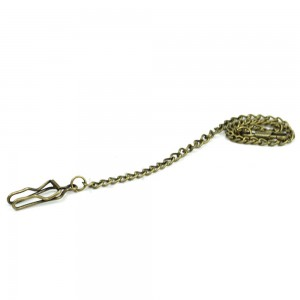 Bronze Alloy chain for Jacket