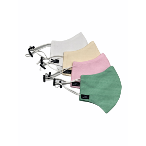 Pack of 4 Premium Cotton Face Mask