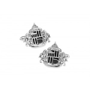 English Logo Cufflinks