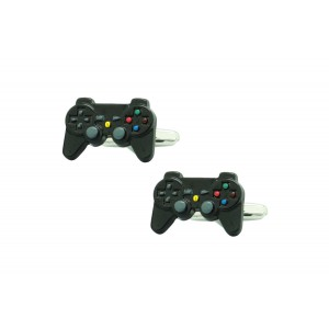 Gaming Controller Cufflinks