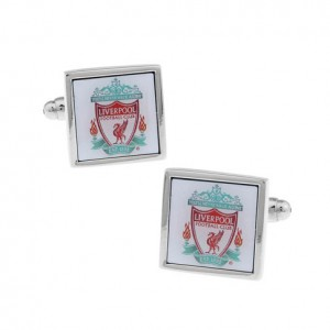 Football Club Logo Cufflinks