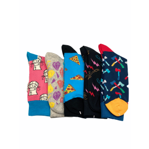Pack of 5 Socks Combo