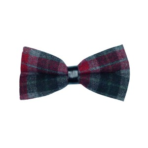 Southeast Plaid bow tie
