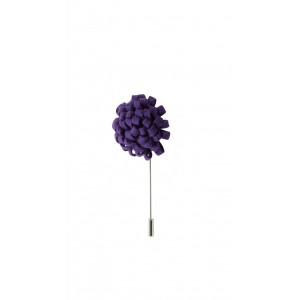 Opium - Purple (Lapel Pin)