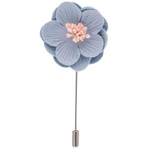 Lapel Pin - Blue Lotus