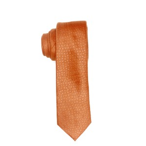 Diamond Mustard Suede Necktie by The Tie Hub