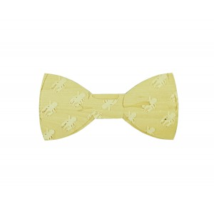 Lobster - Wooden Bow tie