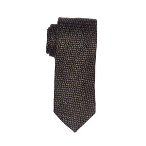 Forest Green Wool Necktie by The Tie Hub