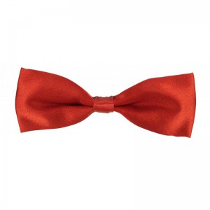 Twilight Solid - Red Bow Ties